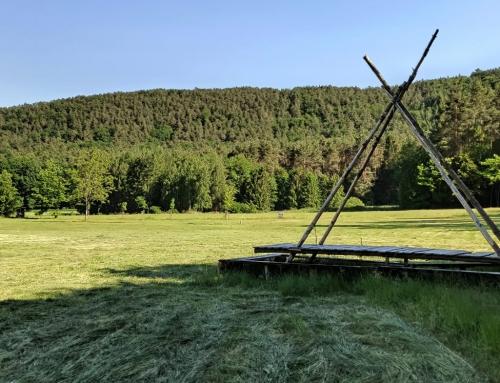 Fahrradtour statt Pfingstlager – Unterwegs nach Hauenstein